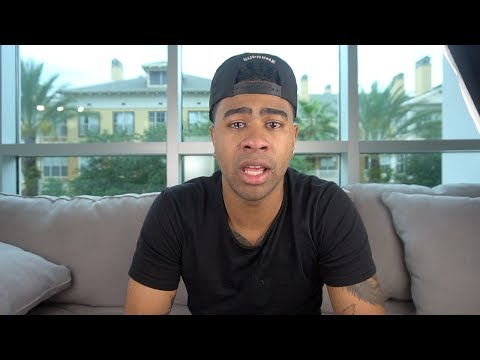 GROWING UP WITHOUT A MOM & DAD.... THE UNTOLD STORY ABOUT PRETTYBOYFREDO....