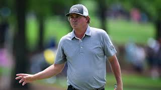 Jason Dufner has changed his caddie four times this year