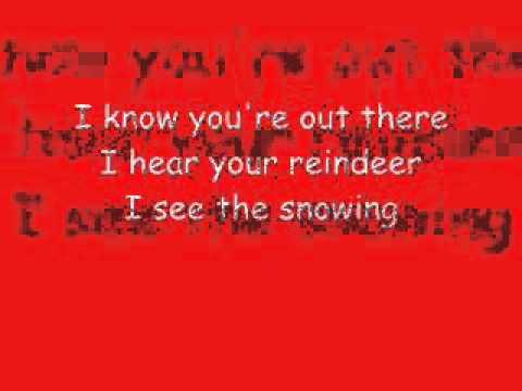 Train - Shake Up Christmas - Lyrics - YouTube