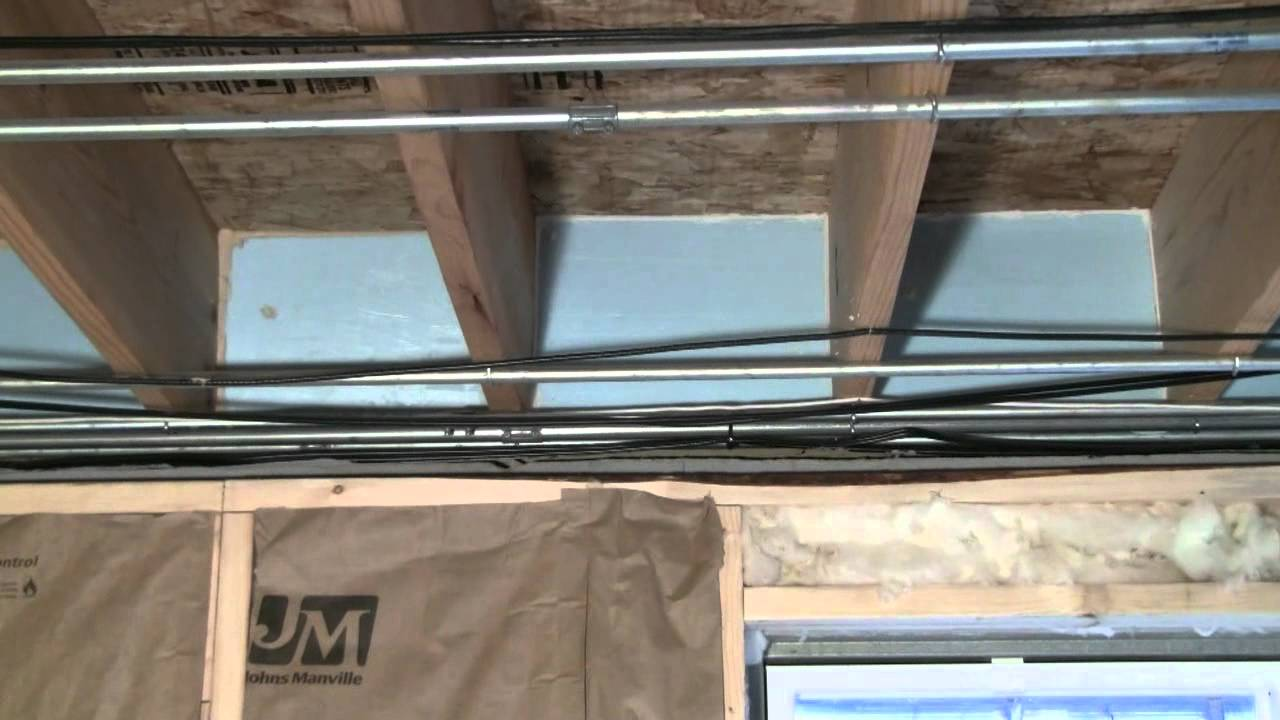 & Insulation u0026 Basement Finishing - YouTube