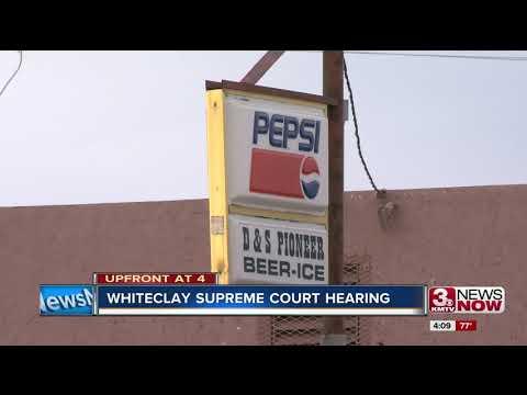 Whiteclay hearing at Nebraska Supreme Court