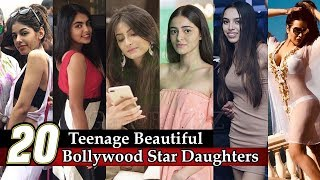 Bollywood Star Daughters - 20 Teenage | Stunning | Beautiful | Daughters Of Bollywood Celebrities