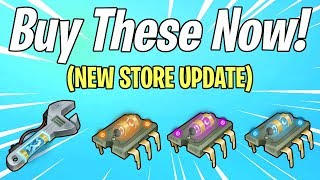 NEW Store Update! How To Get Legendary Perk-Up & Re-Perk Fast! Fortnite Save The World News
