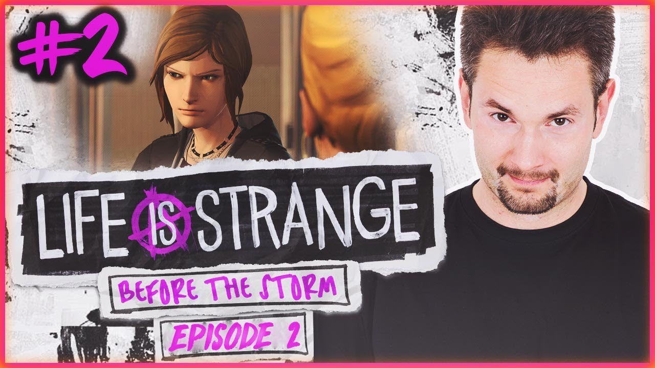 TO, SKARPETKI | Life is Strange: BTS – EPISODE 2 #2