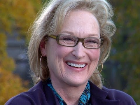 The many faces of Meryl Streep
