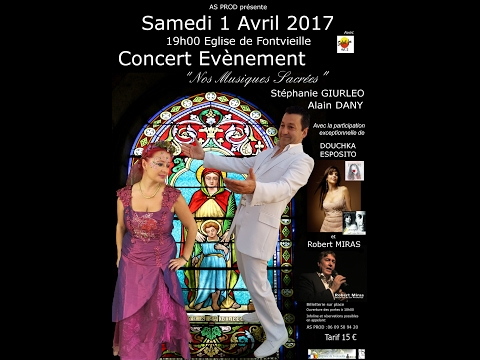 INTERVIEW PROMOTION  CONCERT DU 1 AVRIL 2017