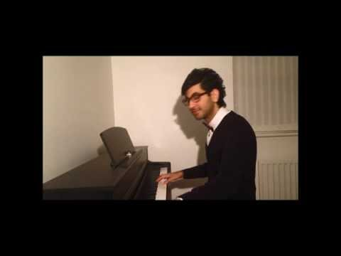 All Of Me With A Bolly Twist Improv Piano Cover By Shyam Morjaria