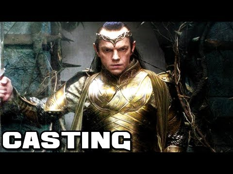 The Lord Of The Rings Will Poulter Leaves Amazon LOTR Series
