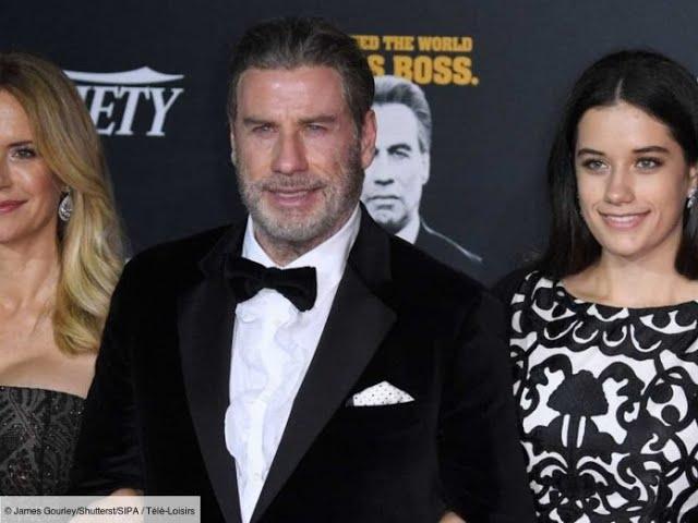Mort de Kelly Preston, épouse de John Travolta \: leur fille lui rend un poignant hommage