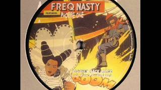 Freq Nasty feat Phoebe One - Boomin Back Atcha (Hybrid music to plough fields to mix)