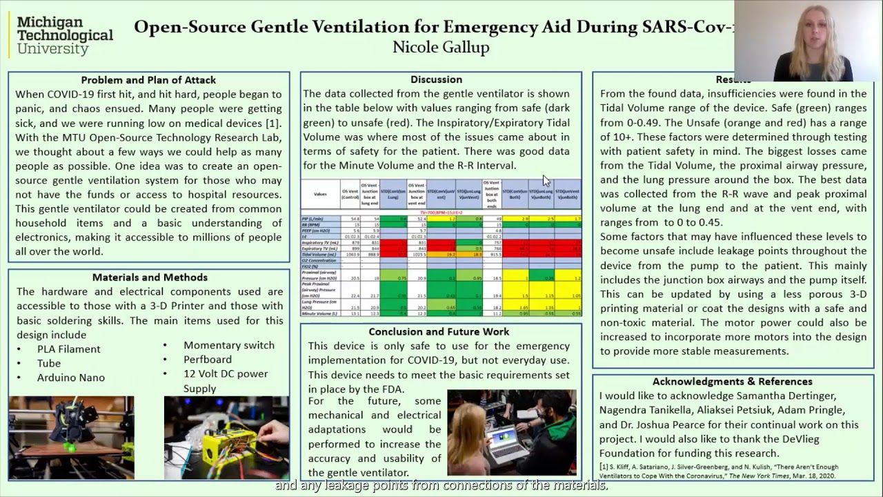 Preview image for Open Source Gentle Ventilation video