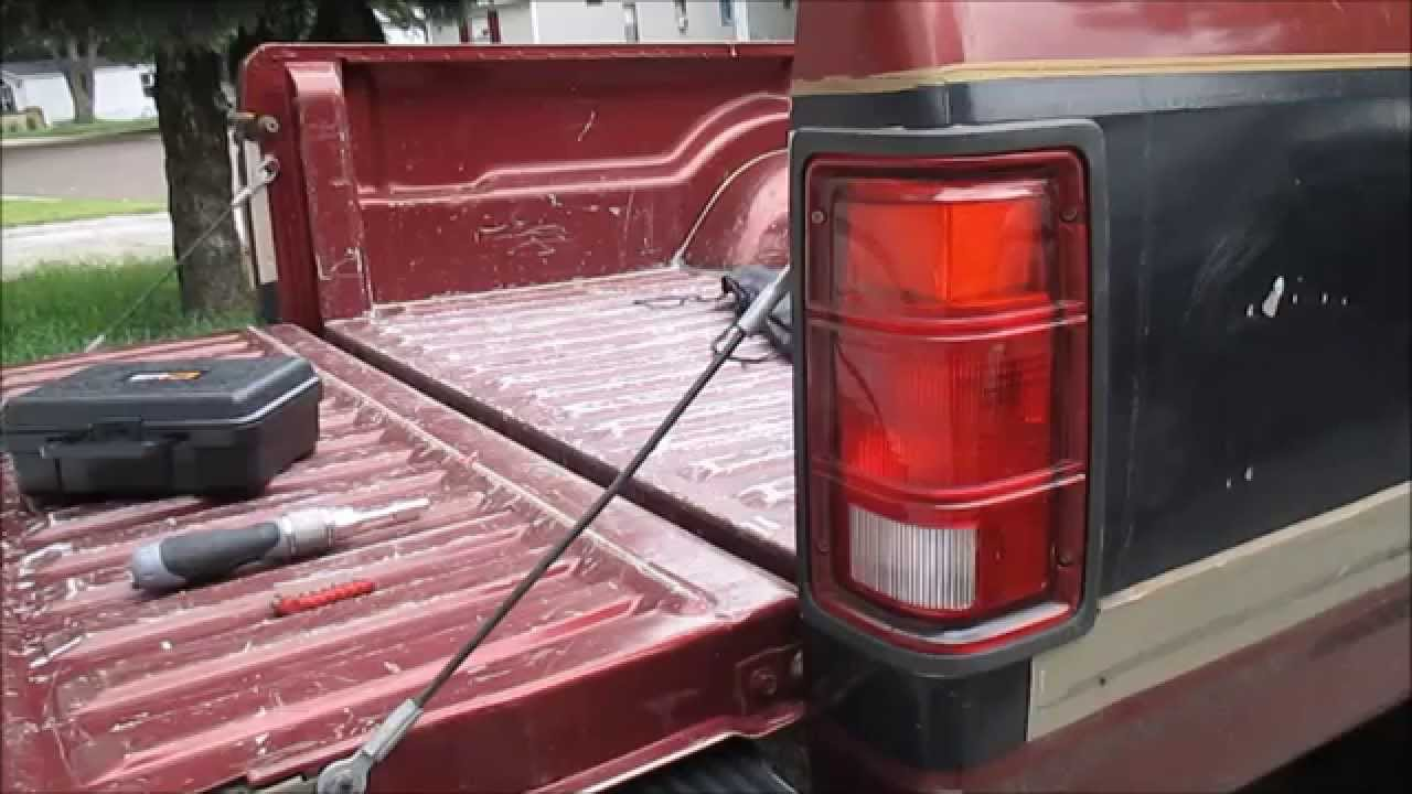 Back Up Light Fix Dodge Dakota Youtube 05f 250 Fog Wiring Diagram