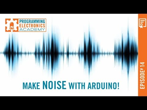 An easy way to make noise with Arduino using tone()