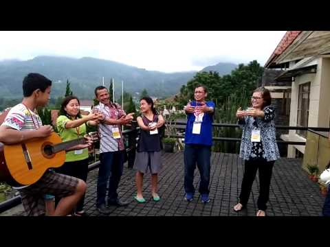 Love Care Share - RetReat GKI Delima, Pondok Remaja PGI - Cipayung, Bogot - 22-23 Okt 2016