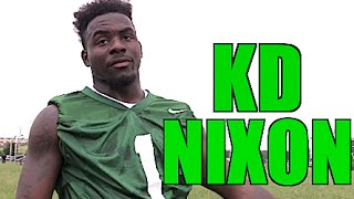 KD Nixon '17 : De Soto High (TX) UTR Junior Year Spotlight 2016