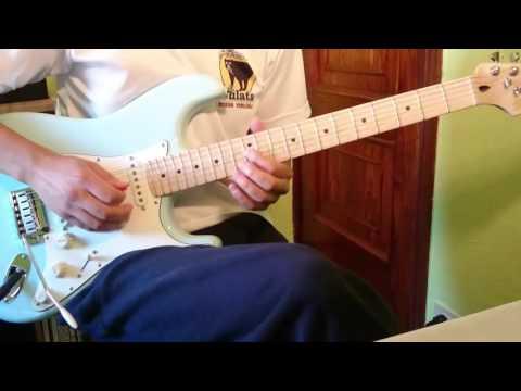 Escape the piña colada song Rupert Holmes Rocksmith 2014 Guitar Cover