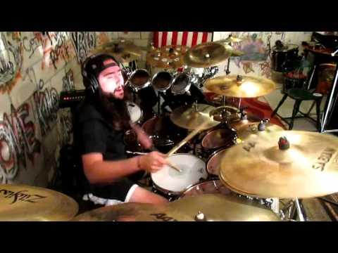 Glen Monturi - Opium of the People (Slipknot Drum Cover) mp3