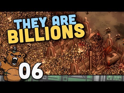 Zumbis trolls - They are Billions #06 | Gameplay Survival PT-BR