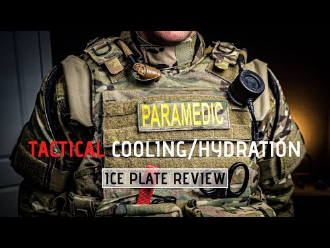 Tactical Cooling/Hydration - ICE Plate