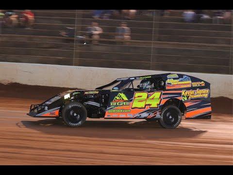 Dirt Modifieds at Fayetteville Motor Speedway -A.J. Belanger 5-10-19