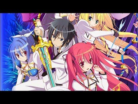 Download Top 10 Sobrenatural/Romance/Fantasy Anime!!!