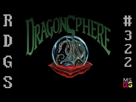 Random DOS Game Show #322: Dragonsphere (1994) |