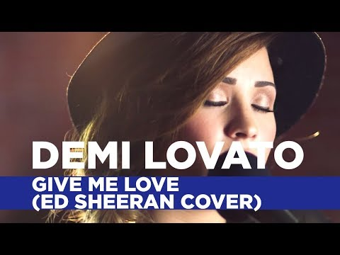 Demi Lovato – Give Me Love (Ed Sheeran Cover) (Capital FM Session)
