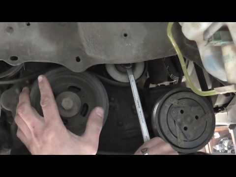 Замена ремней Nissan Note E11 CR14 — logbook Nissan Note on DRIVE2 ... | 360x480