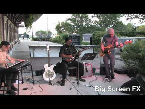 Collingwood Jazz At The Station August 18th Harrison Kennedy Trio
