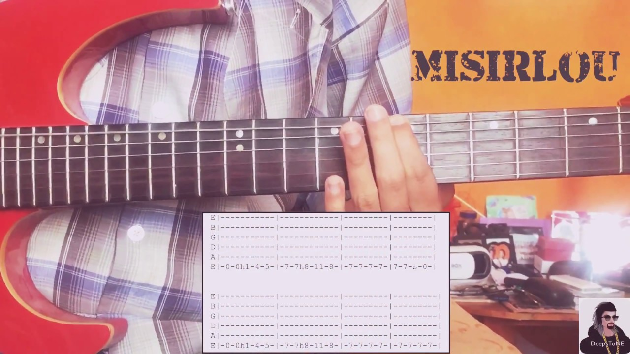 how to play misirlou on guitar