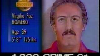 Virgilio Paz on America's Most Wanted thumbnail