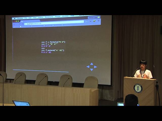 Image from R2 DAY3-02 The Implementation of Rubik's Cube Formula in PyCuber - Adrian Liaw (PyCon APAC 2015)