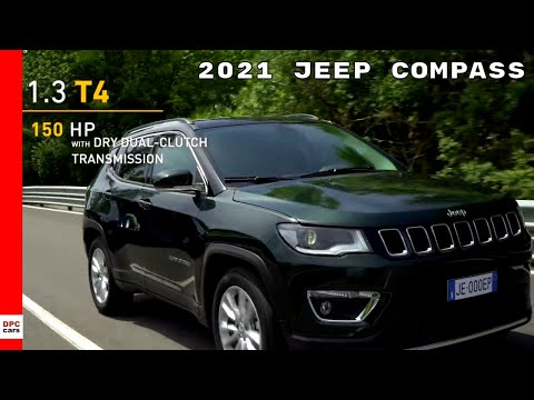2021 Jeep Compass Engine And Powertrain Youtube
