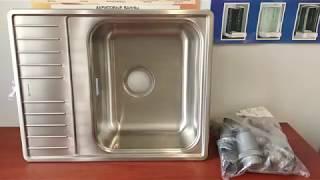 Ударный обзор. Кухонная мойка Omoikiri Sagami 63-IN