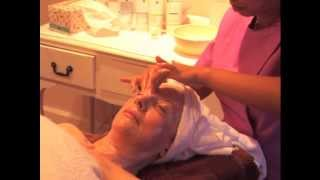ultrasonic facial treatment