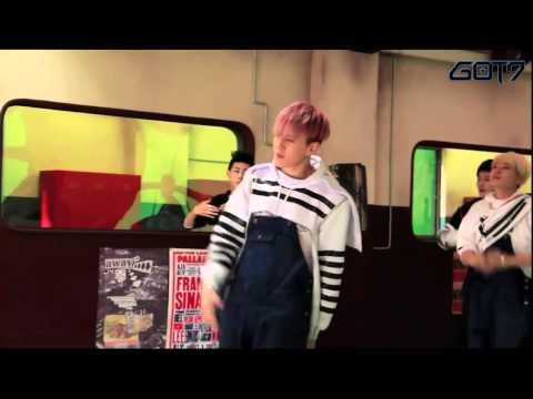 GOT7  - Stop Stop It MV Making Film