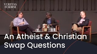 A Christian And An Atheist Swap Questions At The Veritas Forum