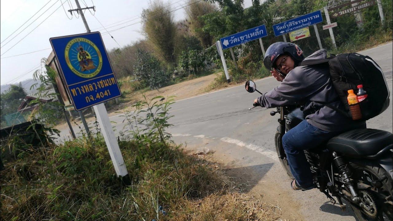 Download MOTO Drive : ตะลุยเขาโจด ( กาญจนบุรี ) กับ GPX CR5 และ Hanway Raw150