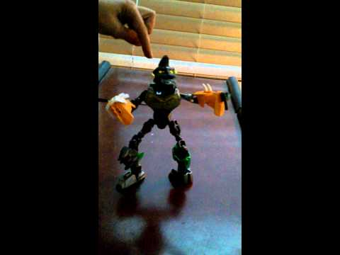 Bionicle kanohi heroes review:soul keeper