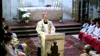 Misje parafialne - Limanowa 2016 - Piątek, kazanie ogólne, godz.19.00