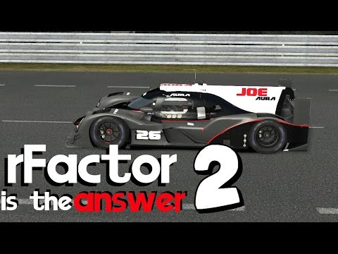 Looking for more features like what GTR2 has? rFactor 2 has