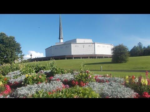 Knock Shrine, Co Mayo, Ireland, Basilica, Museum, Witness Graves, Grounds