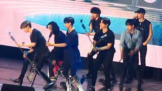 180717 Thank You - GOT7 | Eyes On You tour in Chile