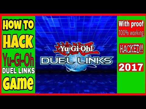YuGiOh Duel Links Hack 2017 - Cheats for unlimited Gems and Coins - YuGiOh duel links free gems