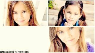 """Smile"" | Brighton Sharbino+Brooklyn Rae Silzer"