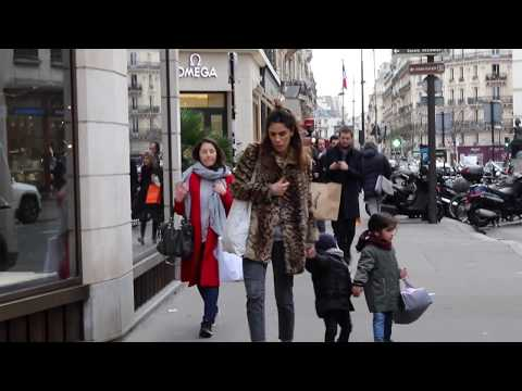 Parisian chic faux fur coats and jackets. The glam outwear French women love.
