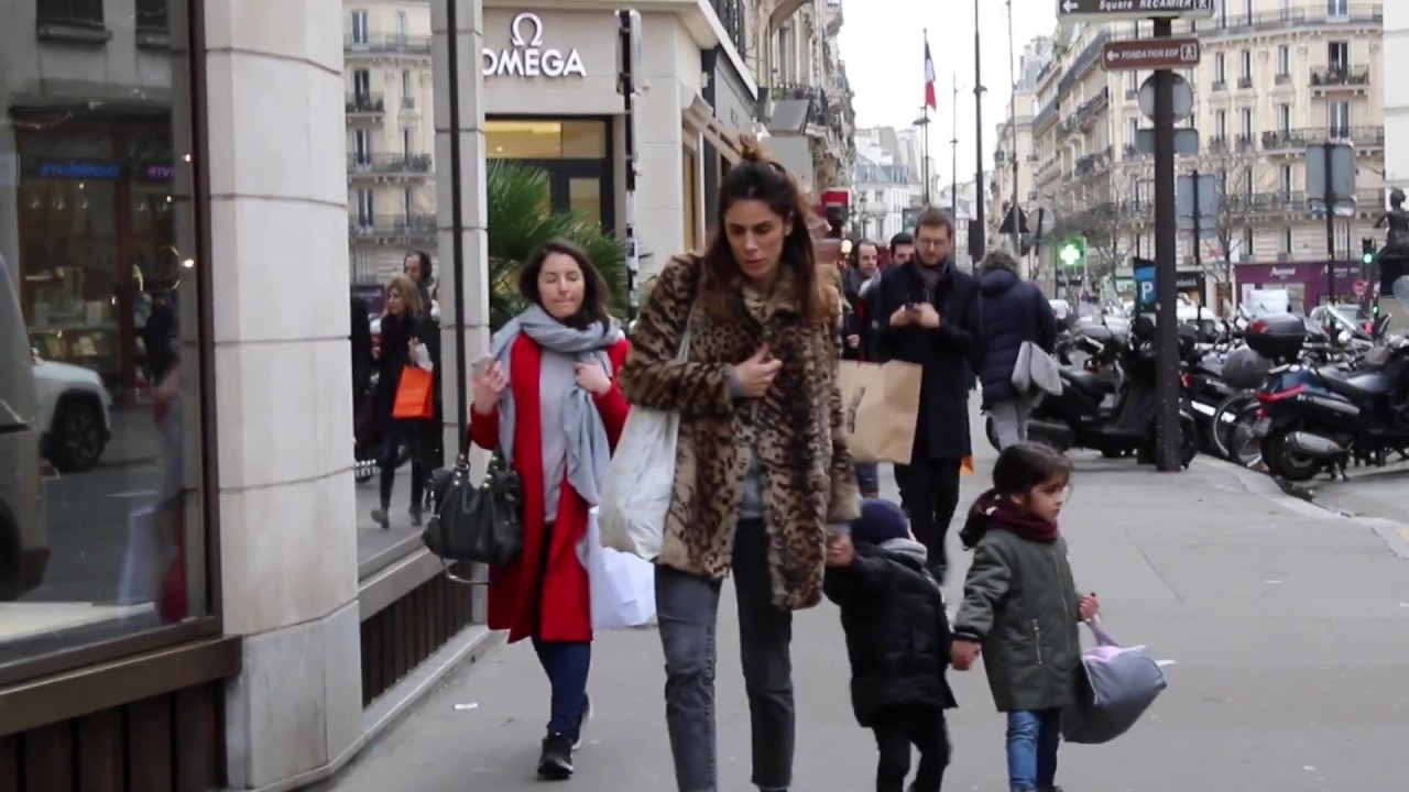72d41b28751 Parisian chic faux fur coats and jackets. The glam outwear French women  love.