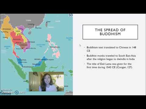 Intro to Eastern Religions-Buddhism and Modernity
