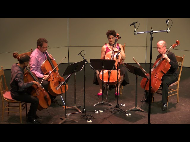 CVCMF 2015 - Vivaldi Concerto Grosso in d minor RV565, Op. 3 No.11, mvmt 1