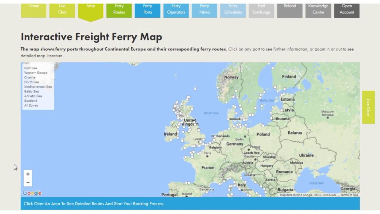 Freightlink how to book a ferry with our interactive port map freightlink how to book a ferry with our interactive port map gumiabroncs Choice Image